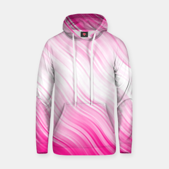 Stripes Wave Pattern 10 dp Hoodie Bild der Miniatur