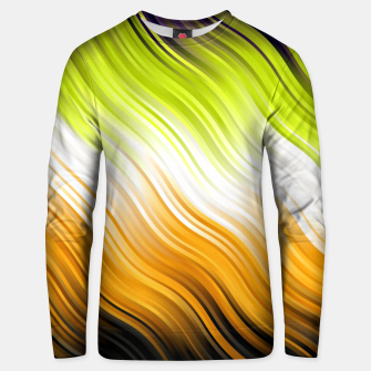 Stripes Wave Pattern 10 std Unisex sweater thumbnail image
