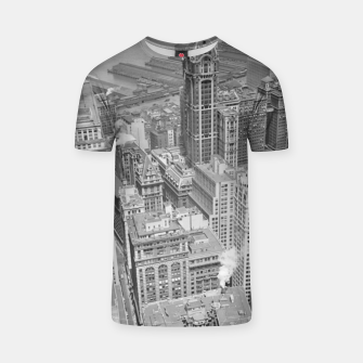 Buildings New York berenice T-shirt obraz miniatury
