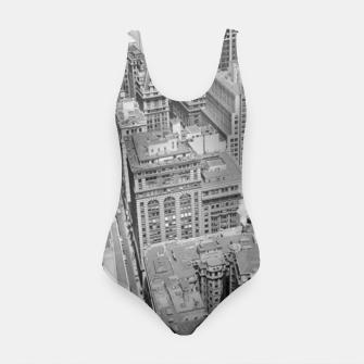 Buildings New York berenice Swimsuit obraz miniatury