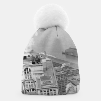 Buildings New York berenice Beanie obraz miniatury