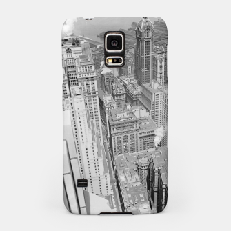 Buildings New York berenice Samsung Case obraz miniatury