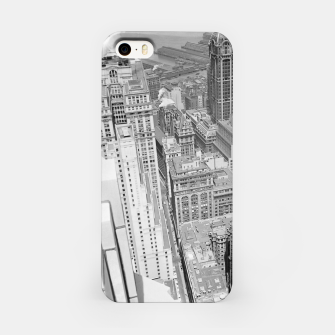 Buildings New York berenice iPhone Case obraz miniatury