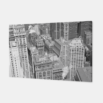Buildings New York berenice Canvas obraz miniatury