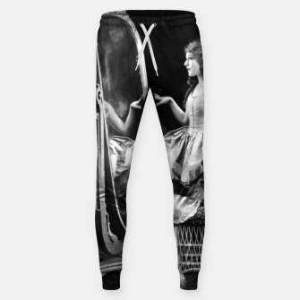 Thumbnail image of Lady mirror Sweatpants, Live Heroes