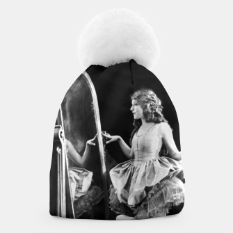 Thumbnail image of Lady mirror Beanie, Live Heroes