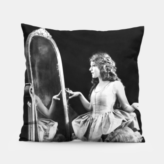 Thumbnail image of Lady mirror Pillow, Live Heroes