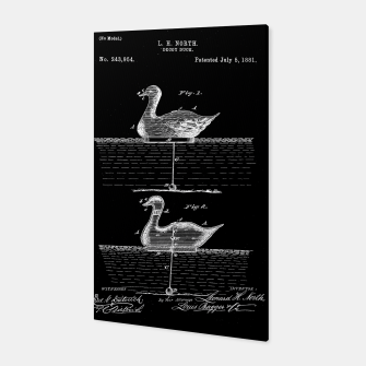 Thumbnail image of patent duck North Canvas, Live Heroes