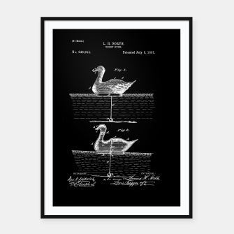 Thumbnail image of patent duck North Plakaty w ramie , Live Heroes
