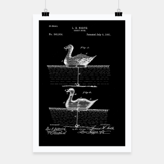 Thumbnail image of patent duck North Plakat, Live Heroes