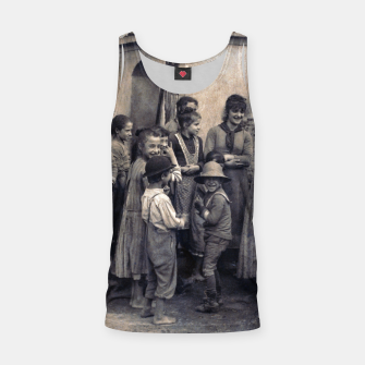 Thumbnail image of Photo by Alfred Stieglitz - The Last Joke Bellagio, 1887 Tank Top, Live Heroes