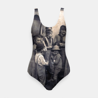 Thumbnail image of Photo by Alfred Stieglitz - The Last Joke Bellagio, 1887 Swimsuit, Live Heroes