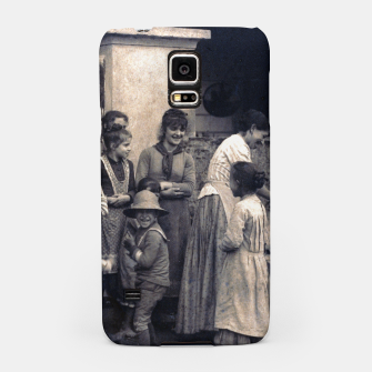 Thumbnail image of Photo by Alfred Stieglitz - The Last Joke Bellagio, 1887 Samsung Case, Live Heroes