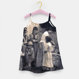 Thumbnail image of Photo by Alfred Stieglitz - The Last Joke Bellagio, 1887 Girl's dress, Live Heroes