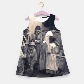 Thumbnail image of Photo by Alfred Stieglitz - The Last Joke Bellagio, 1887 Girl's summer dress, Live Heroes