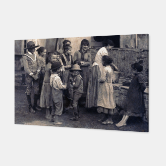 Thumbnail image of Photo by Alfred Stieglitz - The Last Joke Bellagio, 1887 Canvas, Live Heroes
