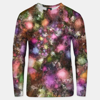 Night lights Unisex sweater thumbnail image