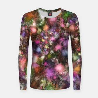Night lights Women sweater thumbnail image