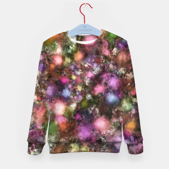 Thumbnail image of Night lights Kid's sweater, Live Heroes