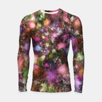 Thumbnail image of Night lights Longsleeve rashguard , Live Heroes