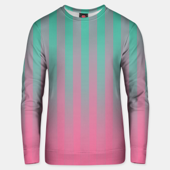 Miniatur Gradient Stripes Pattern ctp Unisex sweater, Live Heroes
