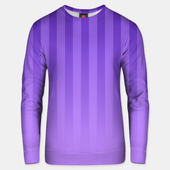 Thumbnail image of Gradient Stripes Pattern ip Unisex sweater, Live Heroes