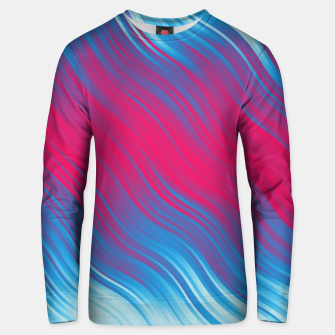 Thumbnail image of Stripes Wave Pattern 10 bpi Unisex sweater, Live Heroes