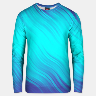 Thumbnail image of Stripes Wave Pattern 10 bt Unisex sweater, Live Heroes