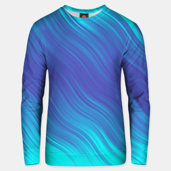Thumbnail image of Stripes Wave Pattern 10 bti Unisex sweater, Live Heroes