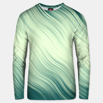 Thumbnail image of Stripes Wave Pattern 10 lg Unisex sweater, Live Heroes