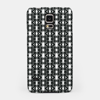 Thumbnail image of Black Shapes  Carcasa por Samsung, Live Heroes