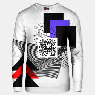 Thumbnail image of error1 Unisex sweater, Live Heroes