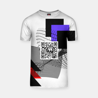 Thumbnail image of error1 T-shirt, Live Heroes