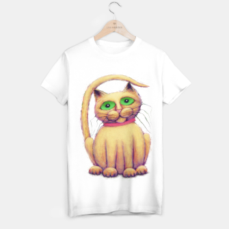 Miniatur Cat T-shirt regular, Live Heroes