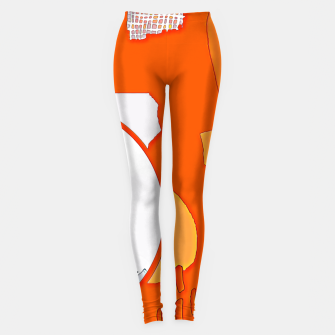 Thumbnail image of Live free Leggings, Live Heroes