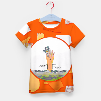 Thumbnail image of Live free Kid's t-shirt, Live Heroes