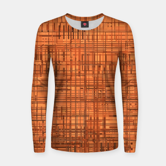 Thumbnail image of Rusty Women sweater, Live Heroes