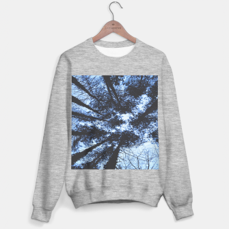 Thumbnail image of Looking Up At Trees Sweater regular, Live Heroes