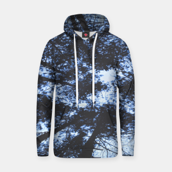 Thumbnail image of Looking Up At Trees Hoodie, Live Heroes