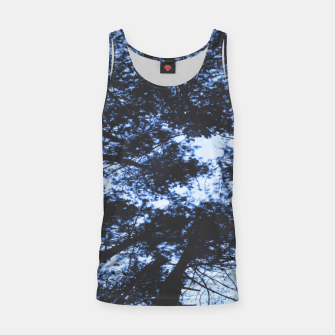 Thumbnail image of Looking Up At Trees Tank Top, Live Heroes