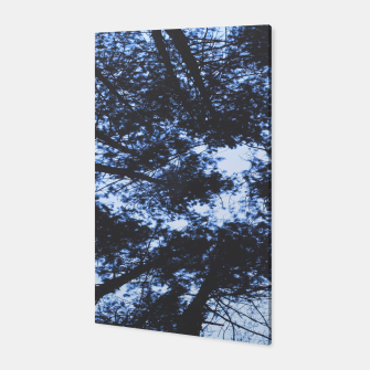 Thumbnail image of Looking Up At Trees Canvas, Live Heroes