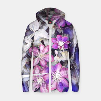 Thumbnail image of clematis flowers Bluza z zamkiem, Live Heroes