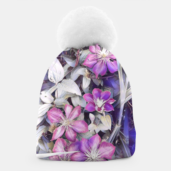 Thumbnail image of clematis flowers Czapka, Live Heroes