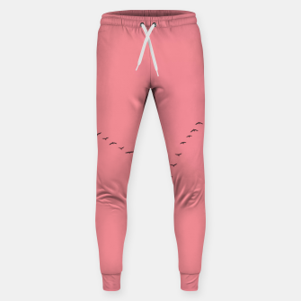 Thumbnail image of V shape Sweatpants, Live Heroes