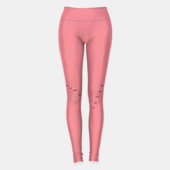 Thumbnail image of V shape Leggings, Live Heroes