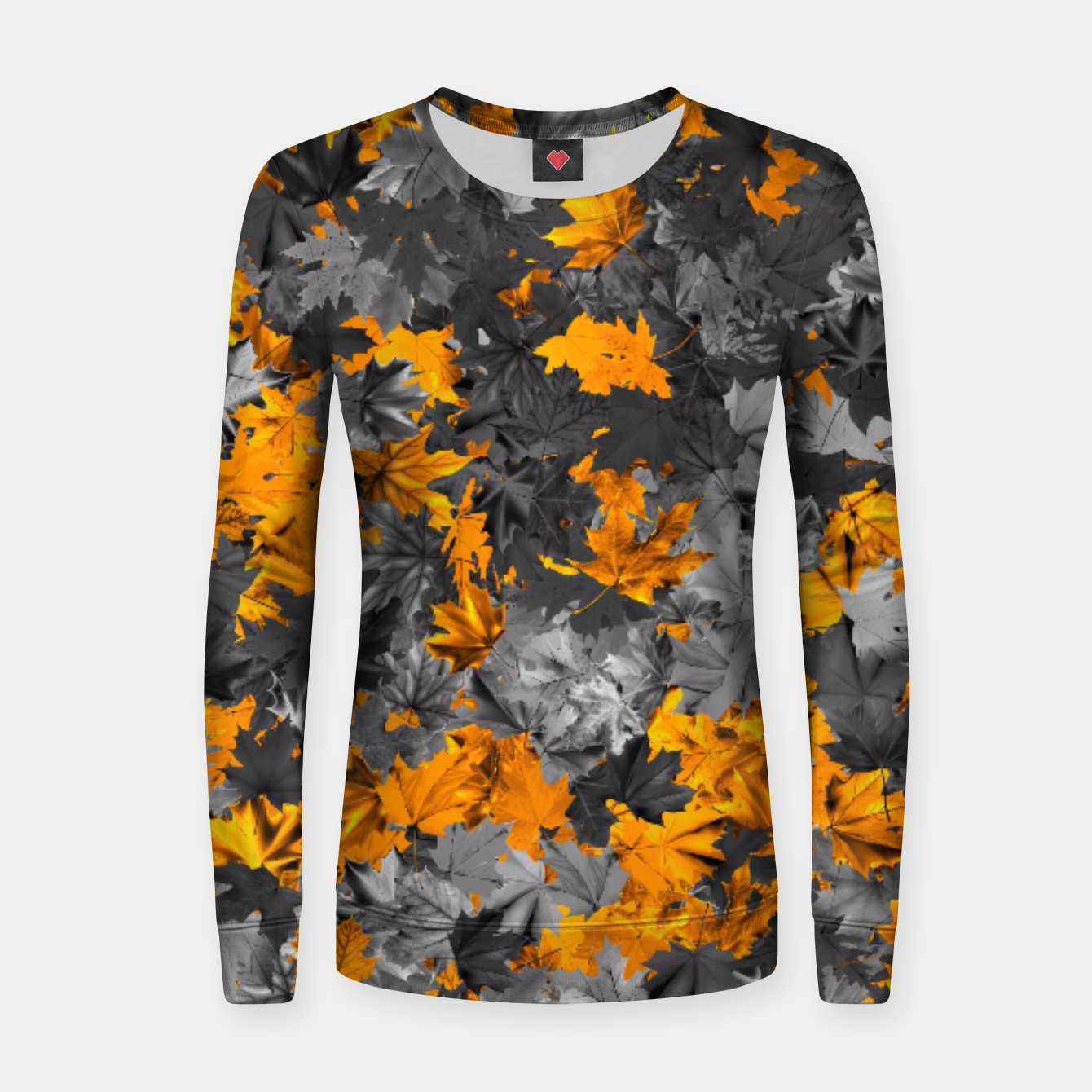 Image of Autumn Women sweater - Live Heroes