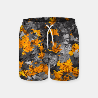 Thumbnail image of Autumn Swim Shorts, Live Heroes