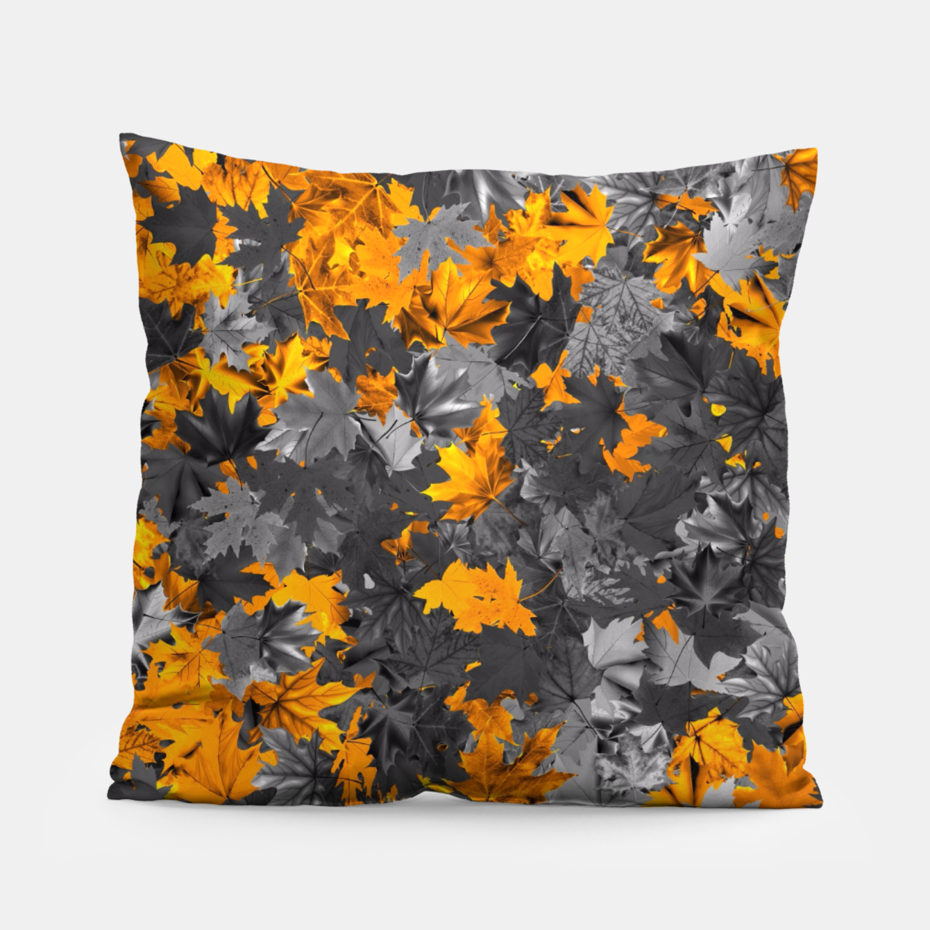 Image of Autumn Pillow - Live Heroes