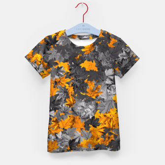 Autumn Kid's t-shirt miniature