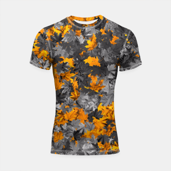 Autumn Shortsleeve rashguard miniature